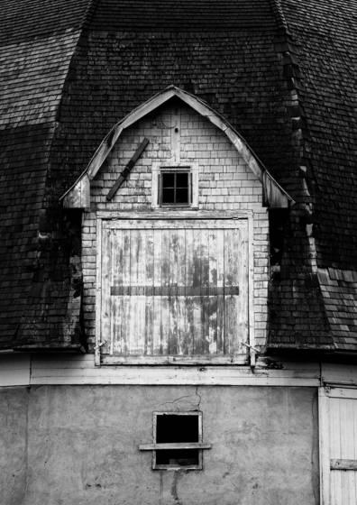 Historic barn detail