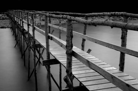Poplar pier