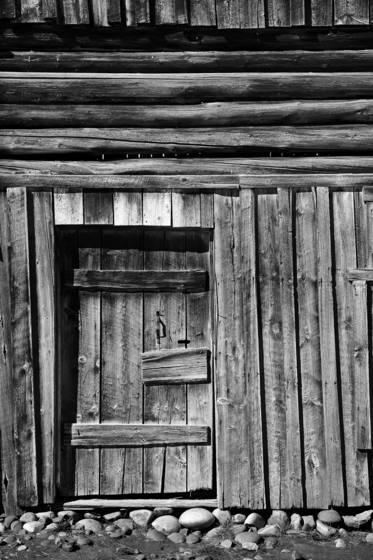 Moulton barn detail