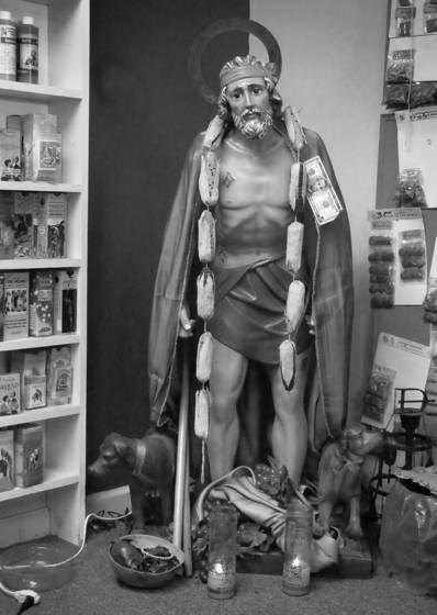 Saint lazarus