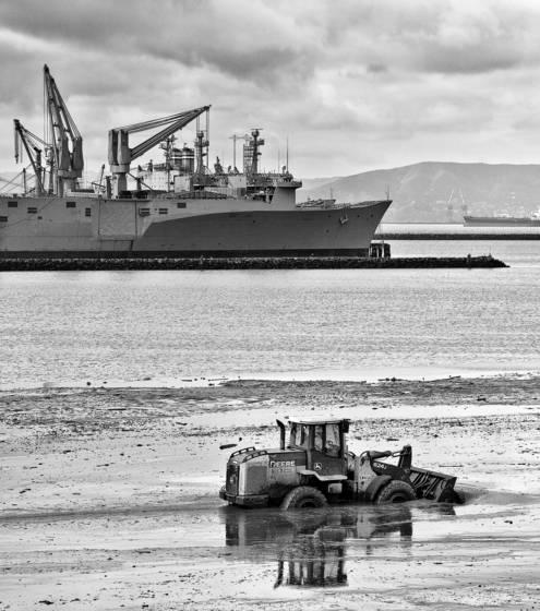 Harbor problem