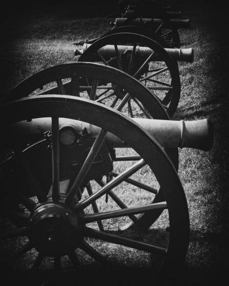 Cannons of vicksburg