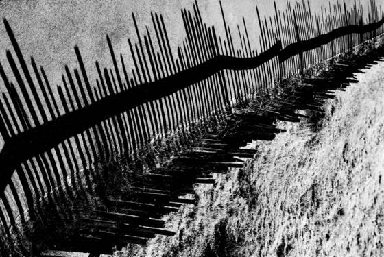 Shadow fence