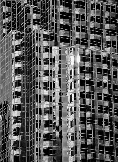 High street reflection 2