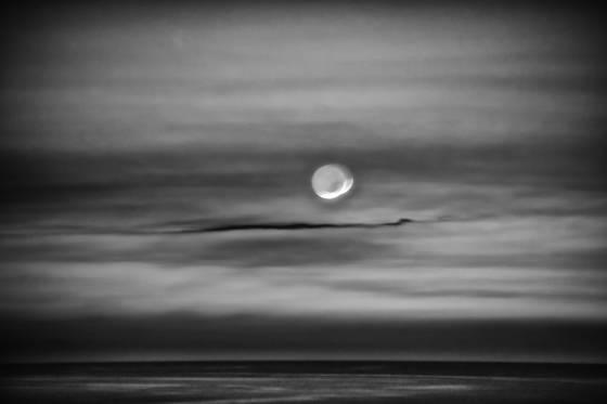 Hand held moon