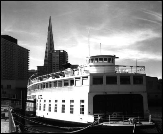 San francisco ferry
