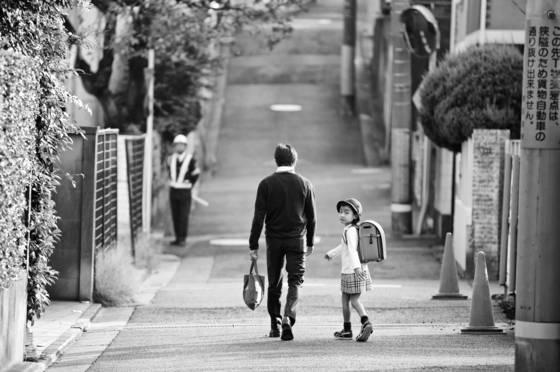 A walk home