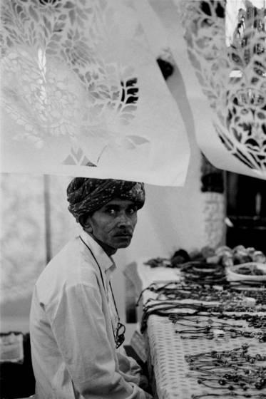 Indian artisan
