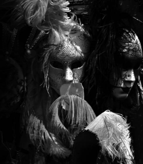 Venician masks 1