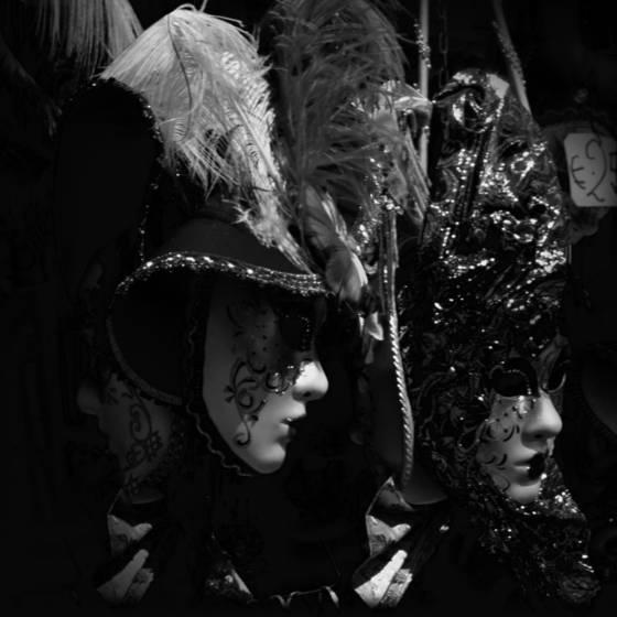 Venician masks 2