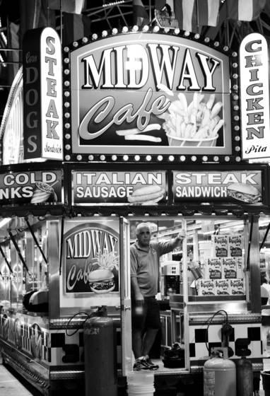 Midway break