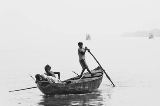 Sunderban by boat