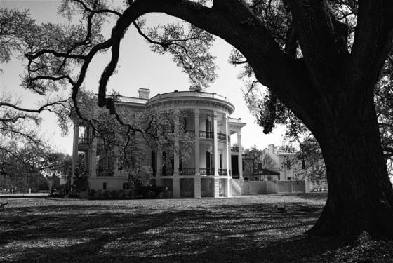 Nottaway plantation home