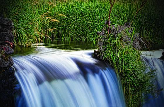Cline falls