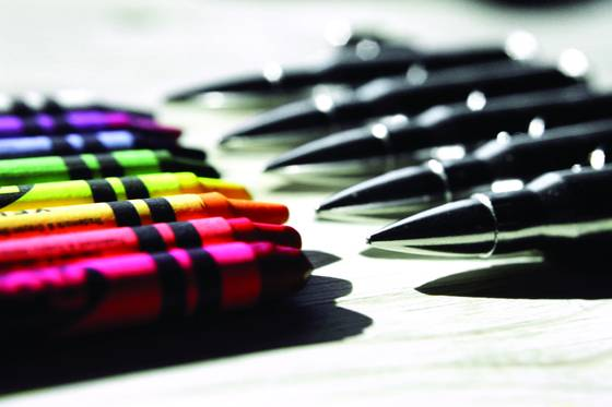 Crayons   rounds