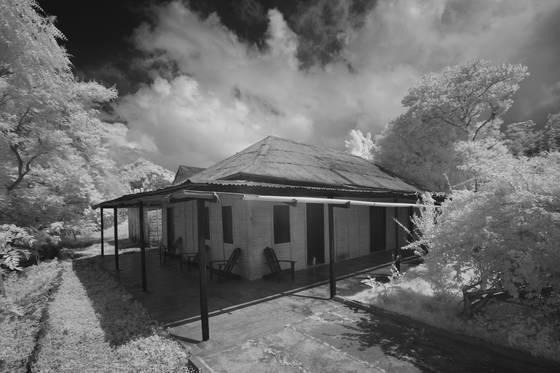 Farmer s house in jacagua