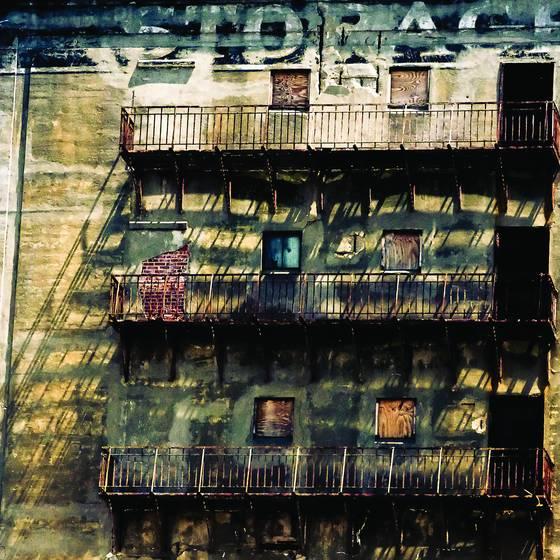 Brooklyn storage building