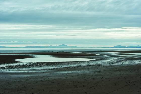Llanbedr beach
