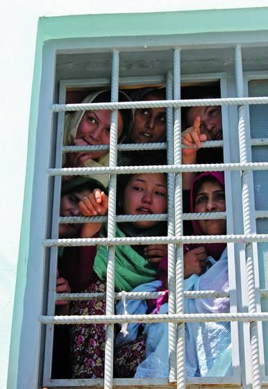 Womens prison