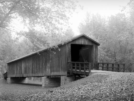 Locust creek bridge tif