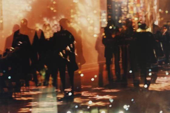 Jazz at lincoln center atrium