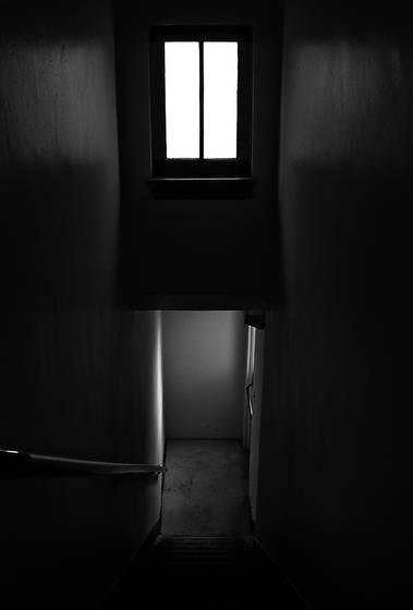 Descend to exit