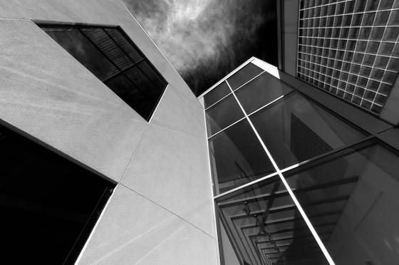 Architectual abstract