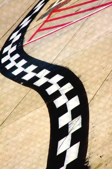 Runway snake