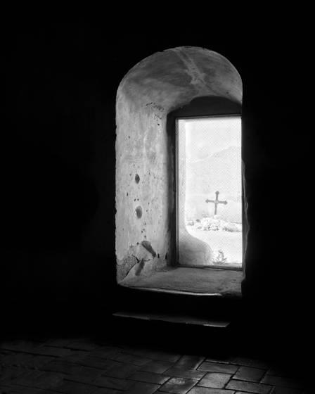 Tumacacori window