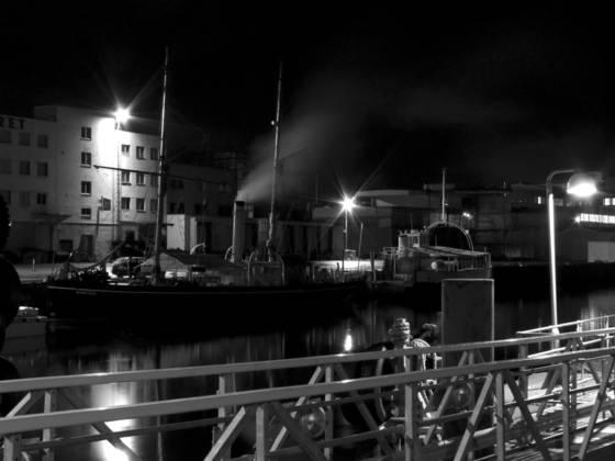 Trondheim dock