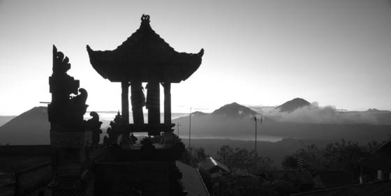 Ulan danu batur temple