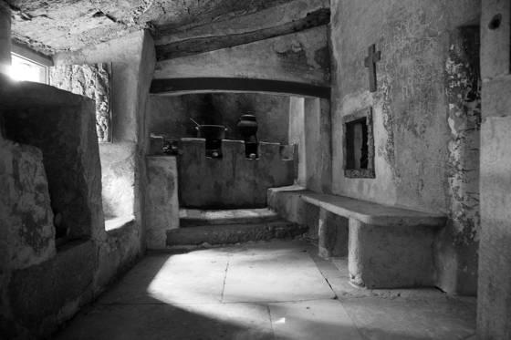 Capuchos monastery