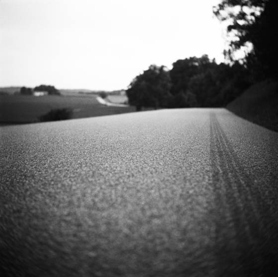 Laying down tracks