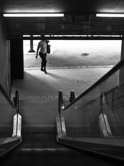 Escalator no  2