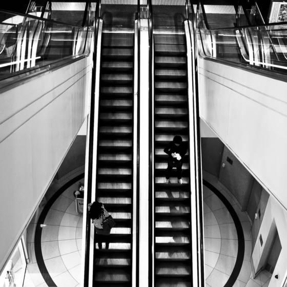 Escalator no  4