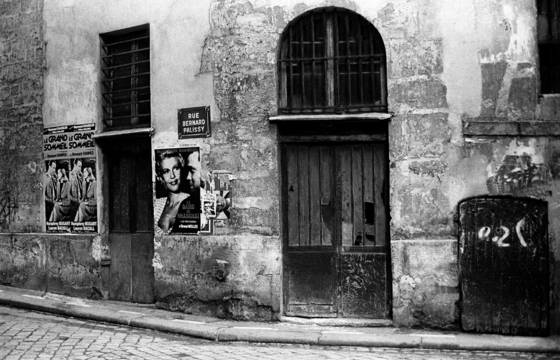 Street and posters
