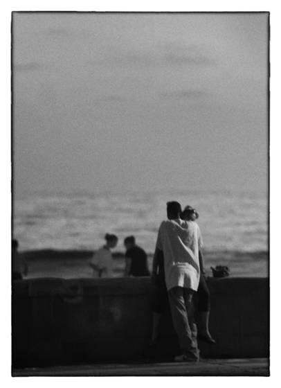 Boardwalk lovers