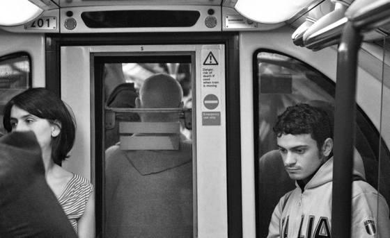 Crowded train  2