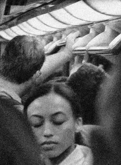 Crowded train  3