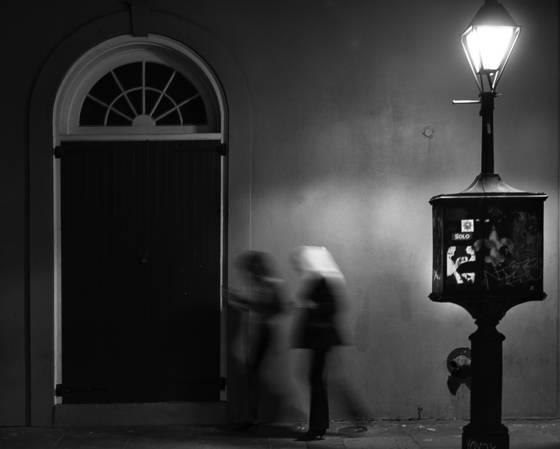 Under street light 2