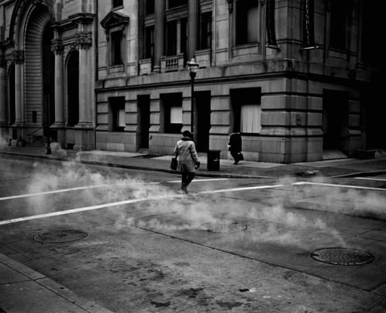 Smoke walkers