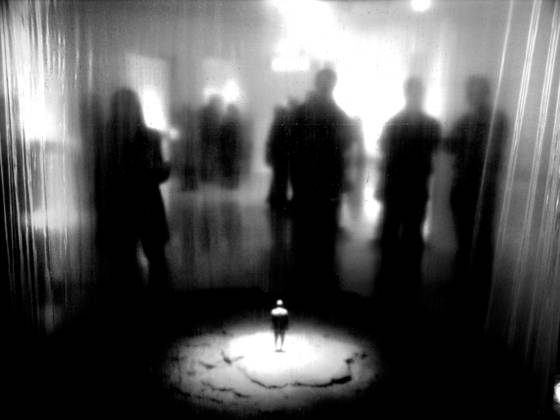 People at an exhibition  2