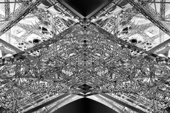 Eiffel tower series  6