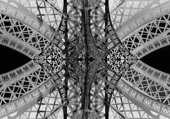 Eiffel tower series  1