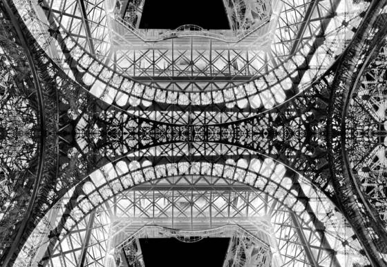 Eiffel tower series  2