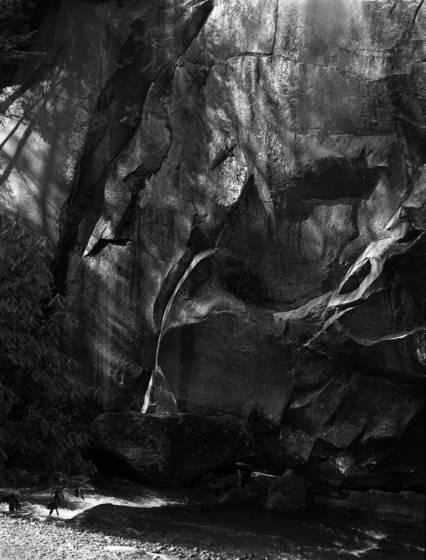 Birdrock falls