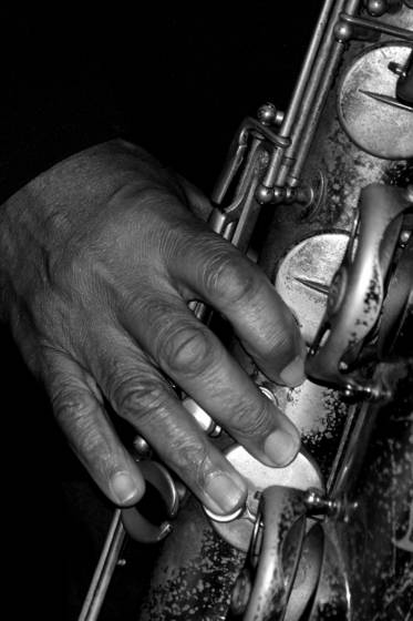 Sax hand