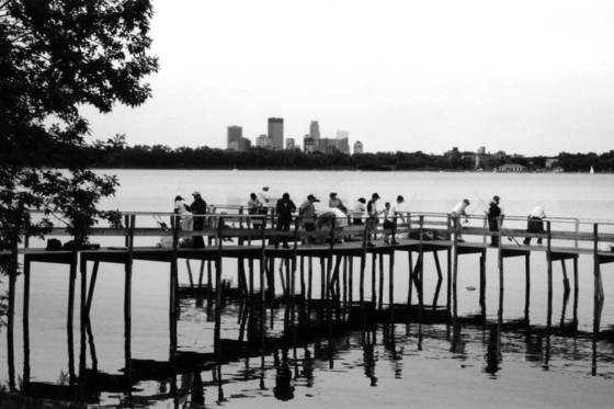 Urban anglers