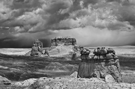 Goblin valley butte   3