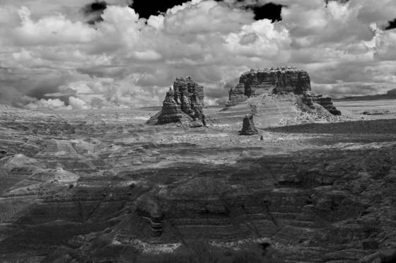 Goblin valley butte  2